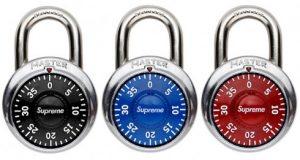 Combination Locks South Gate